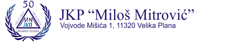 JKP Miloš Mitrović